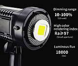 Постійний LED видеосвет софтбокс SHUNYI KY-BK08II 150 ватт, фото 6