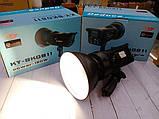Постійний LED видеосвет софтбокс SHUNYI KY-BK08II 150 ватт, фото 5