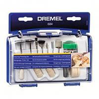 Набор насадок для чистки / полировки 684 Dremel