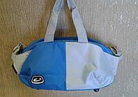 Молодежная  спортивная сумка, компактная,легкая