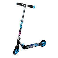 Велосипед самокат Tempish VIPER 145 черно-синий