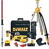 Ротационный лазерный нивелир DeWalt DW079PKH
