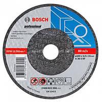 Обдирочный круг по металлу 125x22.23x6 Bosch