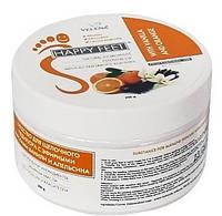 Cредство для щелочного педикюра с эфирными маслами Ванили и Апельсина VELENA, 250 мл