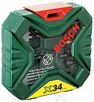 Набор X-Line Bosch (34) шт.