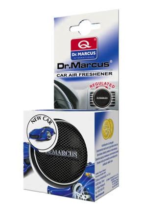 Освіжувач повітря для авто Dr. Marcus Speaker New car, Ароматизатор автомобільний (Пахучка в салон авто)