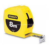 Рулетка вимірювальна 8 м. Stanley
