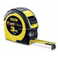 Рулетка вимірювальна FAT-MAX 3 м. Stanley