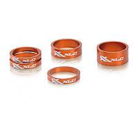 """Проставочные кольца, XLC AS-A02, 1 1/8"""", оранжевые"""