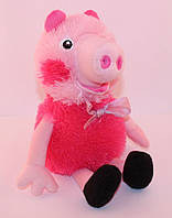Мягкая игрушка Свинка Пеппа 45 см.