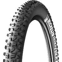"Покрышка Michelin WILDROCK'R 26"" (26X2.10) MTB, черный"