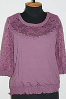 Блуза женская 50-60 размер летняя