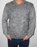 """Мужской свитер с v-образным вырезом """"1817"""""""