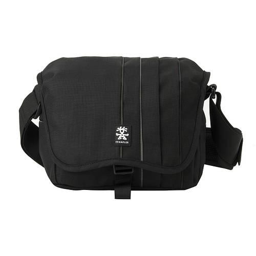 Удобная сумка для зеркального фотоаппарата Crumpler Jackpack 3000 (dull. black/dk.mouse grey), JP3000-001