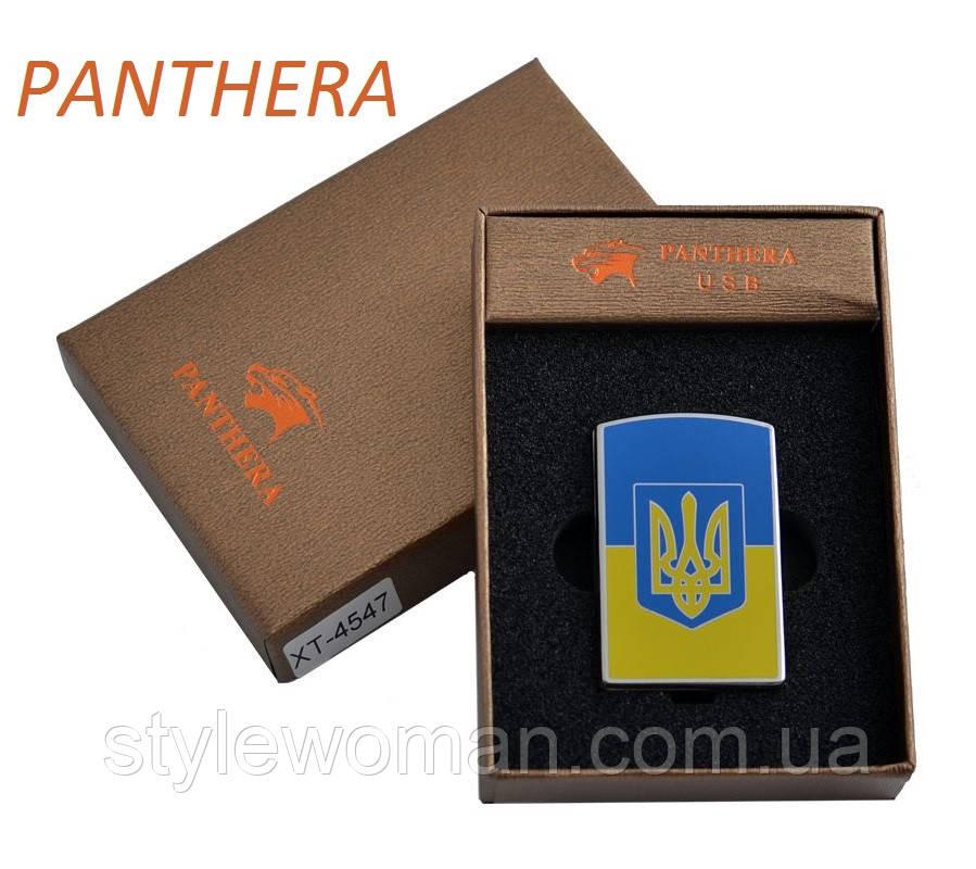 USB Зажигалка Pantera Украина №4547