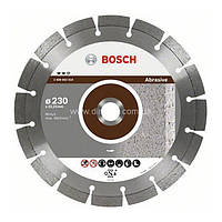 Алмазный круг Bosch 230 Expert for Abrasive