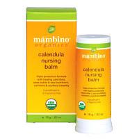 Бальзам по уходу за кожей сосков с календулой Mambino Organic