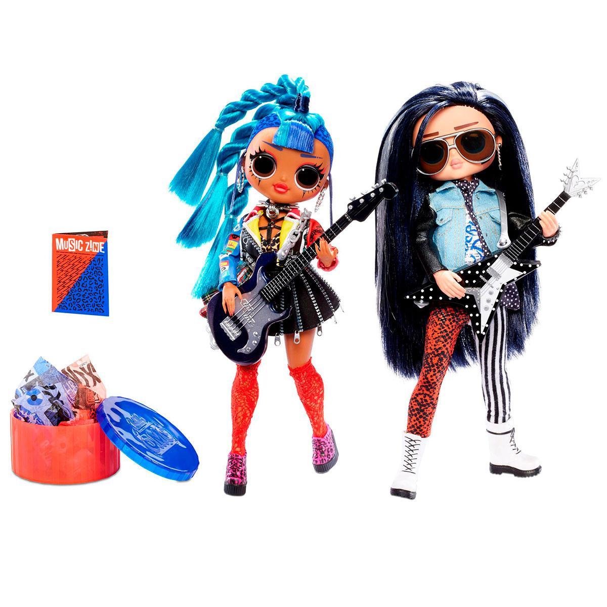Набір з двома ляльками лол сюрприз L. O. L. Surprise! - Дует (567288)