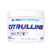 Амінокислота AllNutrition Citrulline, 200 грам Лимон