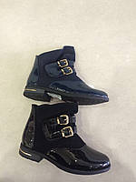 Ботинки демисезонные для девочек оптом Размеры 33,34, фото 1