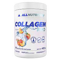 Для суглобів і зв'язок AllNutrition Collagen Pro, 400 грам Персик