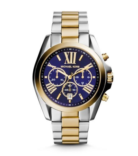 Часы Michael Kors Bradshaw Two-Tone MK5976