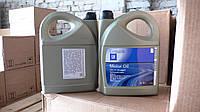 Масло моторное синтетическое GM Dexos 2 Longlife 5W-30 (5 литров)