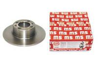 Диск тормозной ВАЗ 2101 передний PREMIUM КПЛ./2ШТ (пр-во MASTER SPORT)