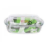 Форма для выпекания с крышкой Vittora VT-6265 6.5 л