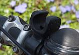 Поворотне велокріплення для ліхтариків, фото 2