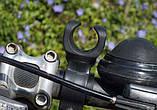 Поворотне велокріплення для ліхтариків, фото 8