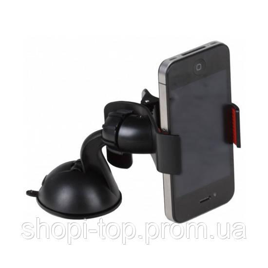 Держатель для смартфона телефона навигатора в авто