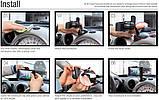 Держатель для смартфона телефона навигатора в авто, фото 9