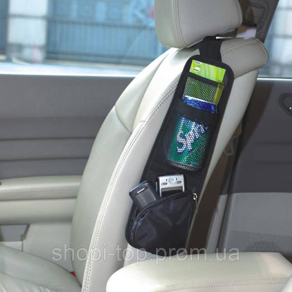 Органайзер сумка для автомобиля на бок сиденья
