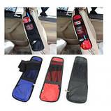 Органайзер сумка для автомобиля на бок сиденья, фото 2
