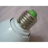 Диско лампа LED lamp обертається для вечірок, фото 7