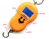 Портативные электронные весы кантер Portable electronic scale, фото 3