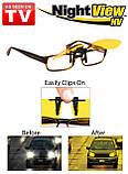 Солнцезащитные очки для вождения HD Vision Wrap Around, фото 8