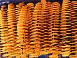 Универсальная машинка нарезки овощей и фруктов спиралью Spiral Potato Chips, фото 3