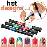 Hot designs - набір для дизайну нігтів, фото 8