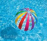 Intex 59065 (107 см) Надувной мяч, в кульке, 25-26см, фото 2