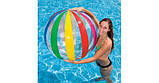 Intex 59065 (107 см) Надувной мяч, в кульке, 25-26см, фото 3