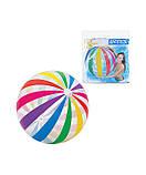 Intex 59065 (107 см) Надувной мяч, в кульке, 25-26см, фото 4