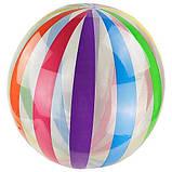 Intex 59065 (107 см) Надувной мяч, в кульке, 25-26см, фото 5