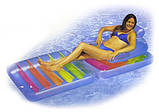 Матрас пляжный 198*94 см кресло Intex (58870), фото 6