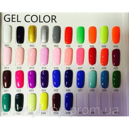 Гель-краска Starlet Professional 8g