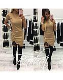 Платье женское,Трикотаж + Дорогое Кружево,42-46 универсал ,код 0224, фото 3