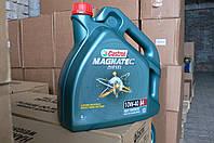 Масло моторное полусинтетическое Castrol Magnatec 10w-40 В4 diesel (4 литра)