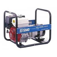 Бензиновый генератор SDMO HX 6000