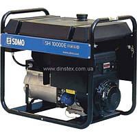 Бензиновый генератор SDMO SH 10000 E